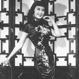老照片:民国女性身穿旗袍有多美?