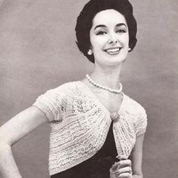 独占风中的温柔:旗袍和针织衫超配的!